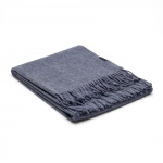 alpaca plaid denim blauw