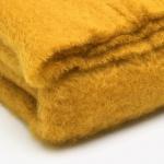 plaid mohair geel
